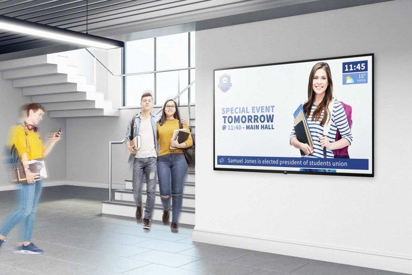 A Digital Signage rendszerek