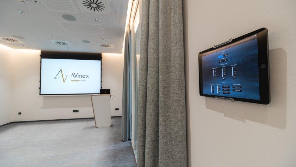 Az AV relevanciája az irodaházakban